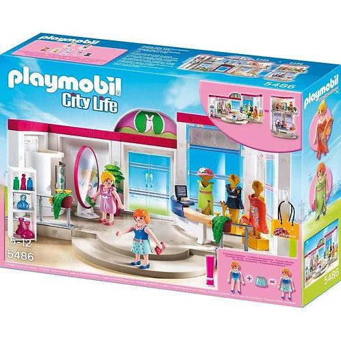 Playmobil - 5486 – La boutique de vêtements
