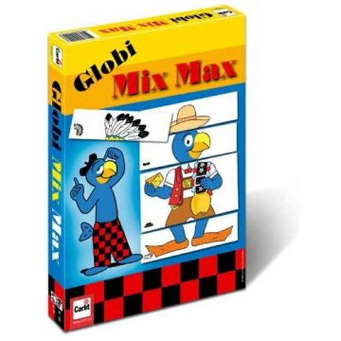 Globi Mix Max