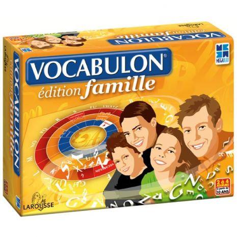 Vocabulon édition famille