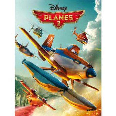 livre Planes 2
