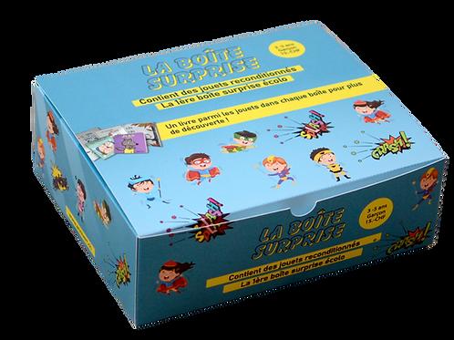 Boîte surprise garçon 3-5 ans