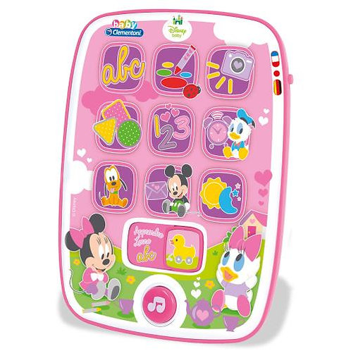 Ma première tablette Baby Minnie Disney Clementoni