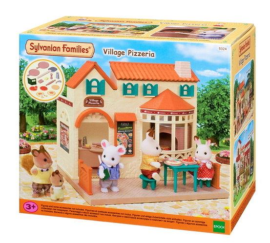 Sylvanian families 5324 La Pizzeria Du Village