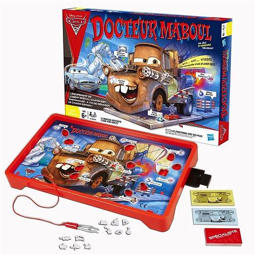 Docteur Maboul Edition cars