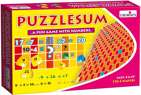 "Puzzlesum édition ""mondo"""