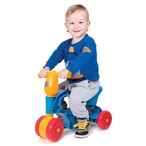 Draisienne porteur pousseur enfant 1er âge Smartstart Bike