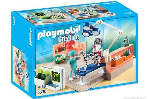 Playmobil City Life 5530 Chirurgien vétérinaire et salle d'opération