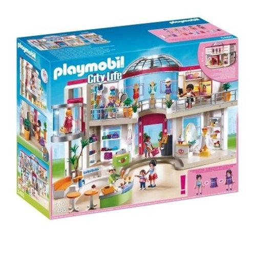 Grand magasin aménagé - PLAYMOBIL City Life - 5485