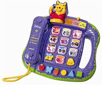 Winnie l'Ourson - Le Téléphone éducatif