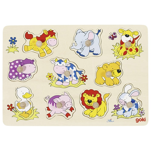 Puzzle, Bébés animaux II