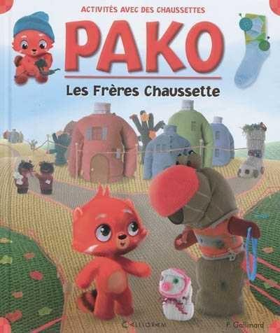 Pako - les frères chaussettes