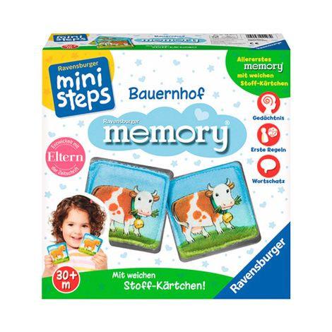 Mini steps memory la ferme