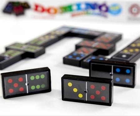 Domino Multicolor