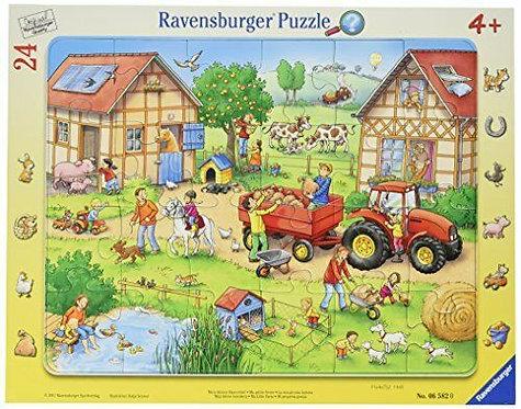Puzzle Ma Petite Ferme 24 Pièces