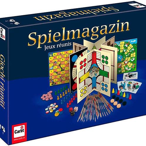 jeux réunis carlit.ch ( jeux de l'échelle, de l'oie, dames..)