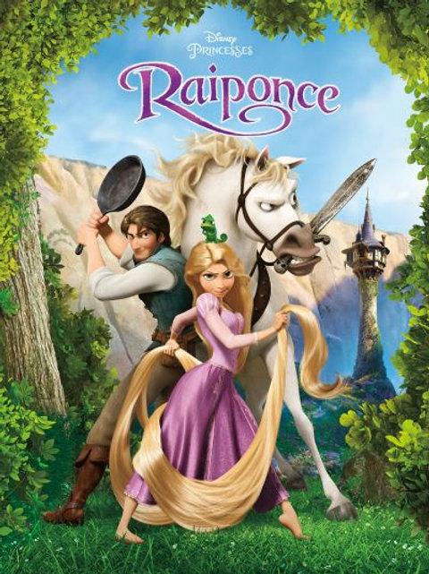Raiponce - L'Histoire du film