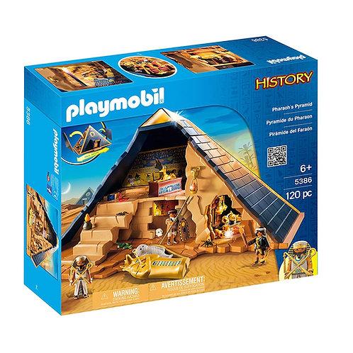 Pyramide Playmobil 5386