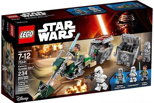 Lego Star Wars Moto de Kanan 75141