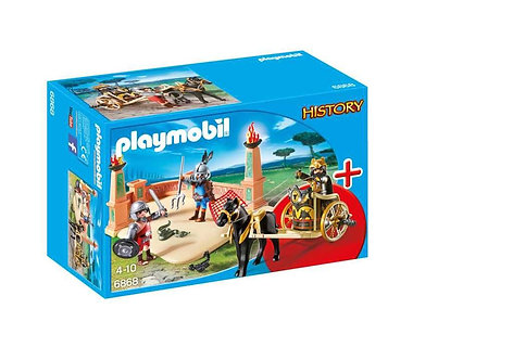 Playmobil 6868 Combat de gladiateurs