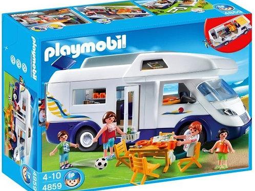 Playmobil 4859 Grand camping car familial
