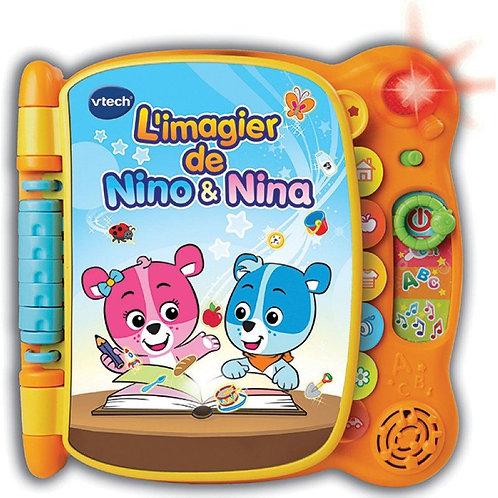 L'imagier Nino & Nina