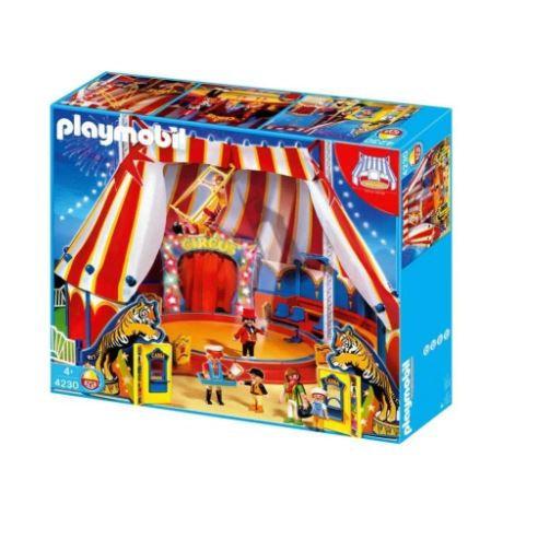 Playmobil 4230 Grand chapiteau de cirque