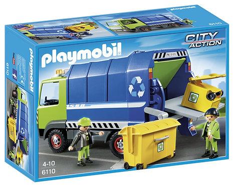 Camion poubelle Playmobil 6110