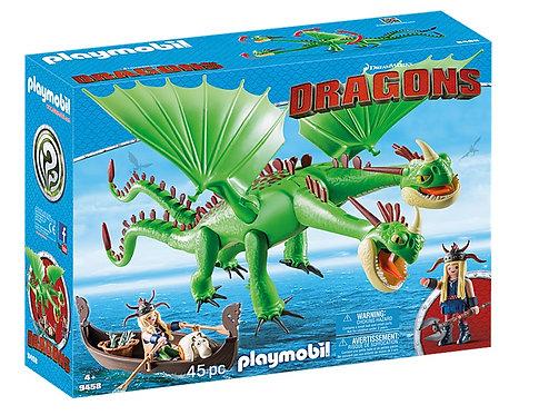 Playmobil 9458 Dragons jumeaux