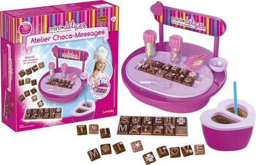 Atelier choco-messages
