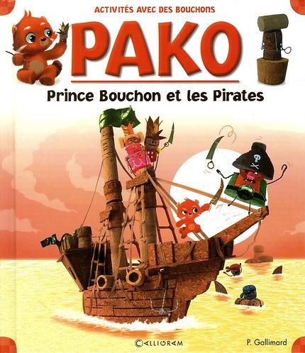 Pako - prince bouchon et les pirates