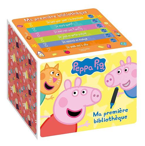 Peppa Pig : ma première bibliothèque