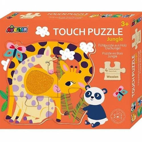 Puzzle touch jungle