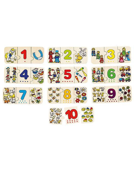 Puzzle d'apprentissage Goki