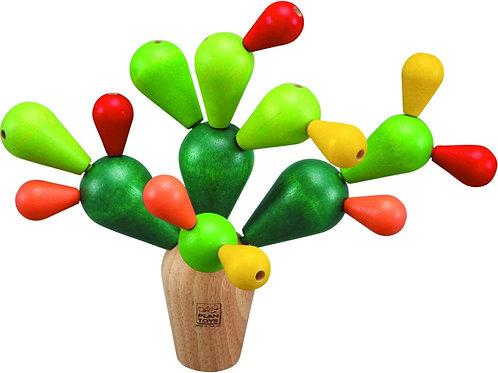 Plantoys Jeu d'équilibre Cactus