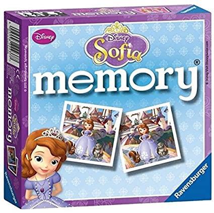 Mini memory Princesse Sofia