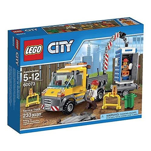 LEGO City 60073 - Le Camion Grue