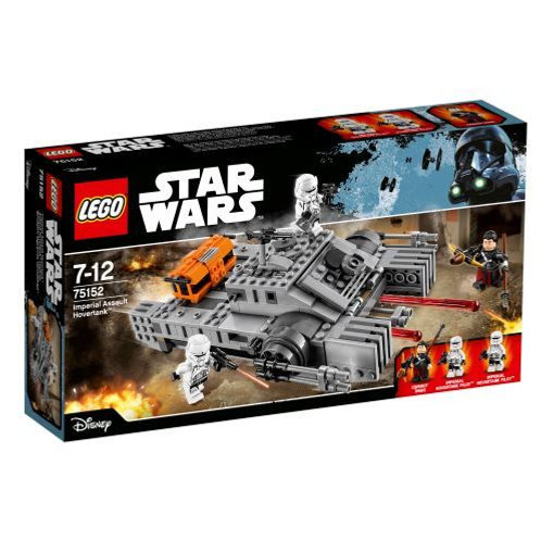 Lego Star Wars Tank Impérial 75152