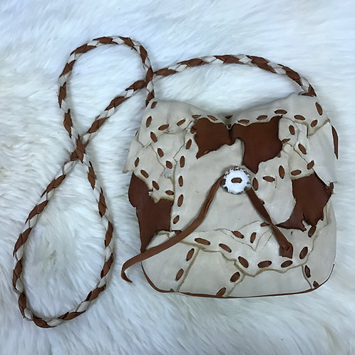 Deer Skin Handbag