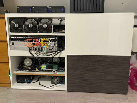 Home lab 2020 networking