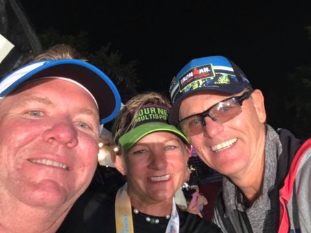 Ironman Florida 2018 Haines City Collectors Edition Race Report...Lipstick & Pearls Style