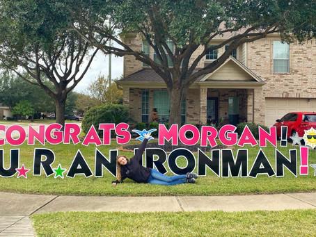 My Ironman Story   by: Morgan Truitt