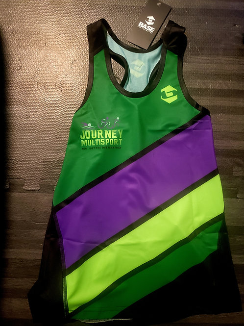 Women's Tri Top and Shorts - Medium (Sold as Set)