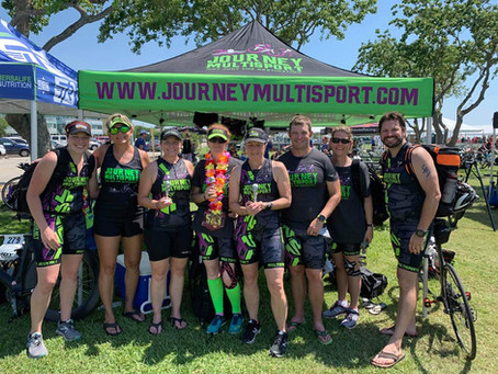 Journey Multisport's Season of Giving