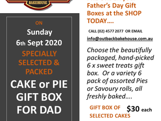 Father's Day 2020 Packages - Order Now!