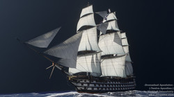 Twelve Apostles 1st rate ship