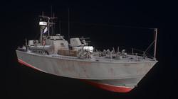 Torpedo boat project 183