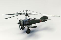 Автожир ЦАГИ А-4