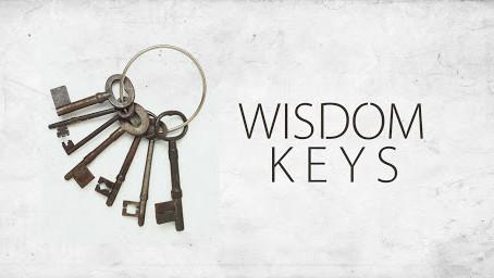 Day 10 - THE KEY TO WISDOM