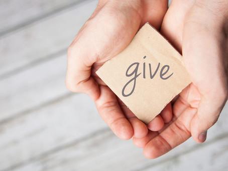 Day 11 - REFRESHING GENEROSITY
