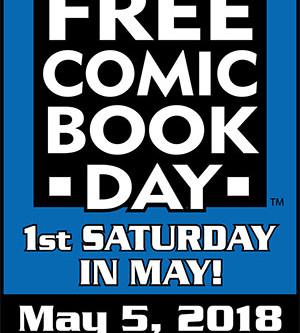 FREE COMIC BOOK DAY/STAR WARS DAY!!!!